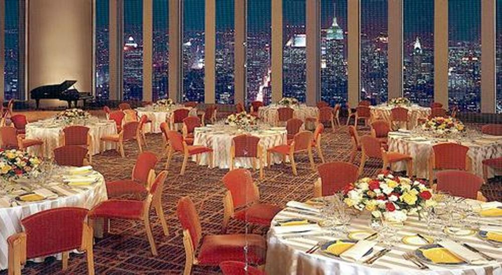 """World Trade Center """"Windows on the World"""" Restaurant Dishware, 6 Pcs; Avoided Destruction by Being Used at a Private Dinner Party Right Before 9/11"""