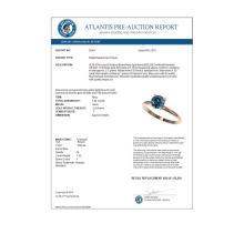 Lot 6200: 1.41 ctw Princess VS/SI Diamond Ring 18K Yellow Gold - REF-200K2W - SKU:37180