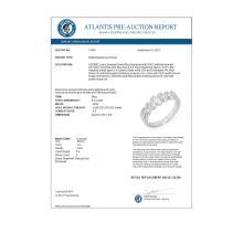 Lot 6160: 0.50 ctw VS/SI Diamond Ring 14K White Gold - REF-50A9V - SKU:11440
