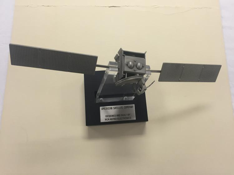 RCA Contractors Satellite Model