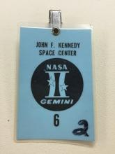 Gemini GT-6 launch badge