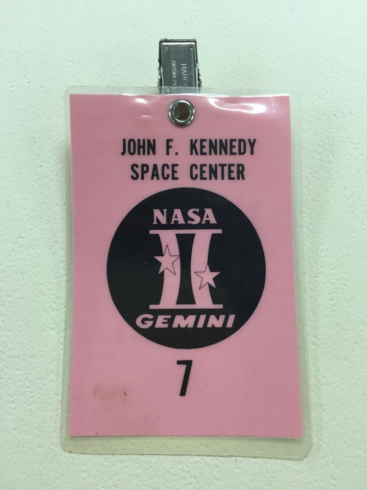 Gemini GT-7 launch badge