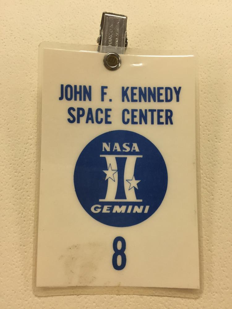 Gemini GT-8 launch badge