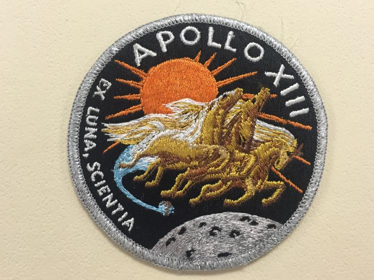 Apollo 13 Crew patch