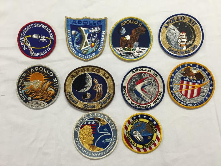 Apollo Lions Brothers Patches