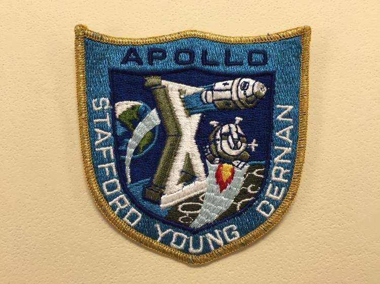 Apollo 10 Crew Patch