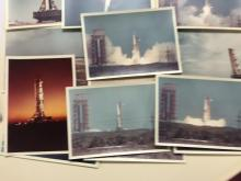Early Apollo Photos 5 x 7 seldom seen originals