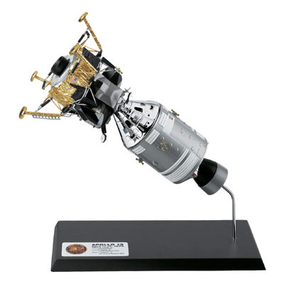 Apollo 13 Danbury Mint Model NEW