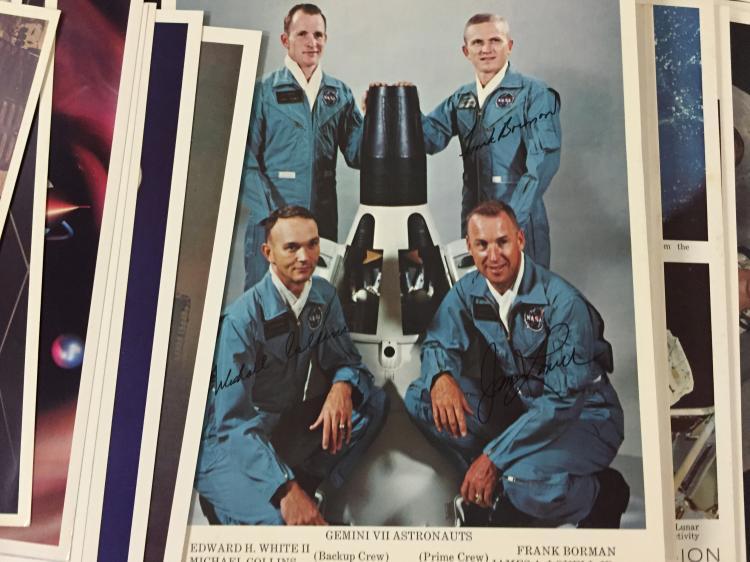 More than 200 official NASA 8