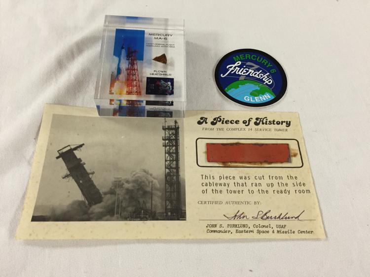 First US Manned Orbital Spaceflight