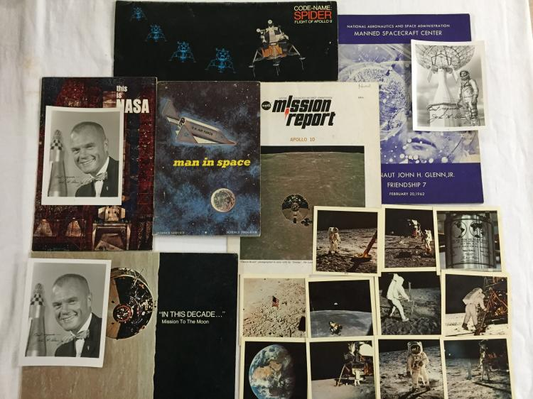 Collection of Early NASA Publications