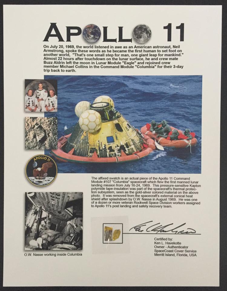 apollo space program collectibles - photo #10