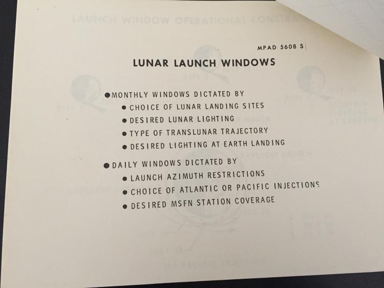 Apollo 11 Lunar Surface Operation Plan Meeting Transcript Fr