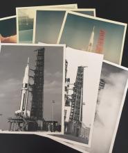Apollo Saturn test flight pictures