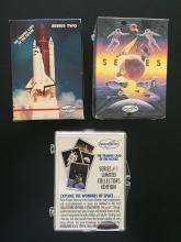 Space Shot Collectors cards FULL SET