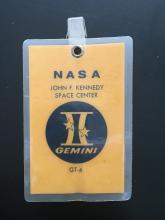 Gemini GT-4 launch badge
