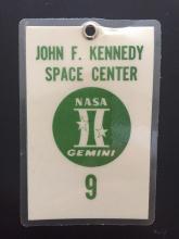 Gemini GT-9 launch badge