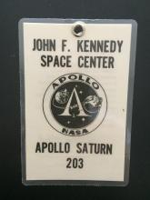 AS 203 launch viewing badge