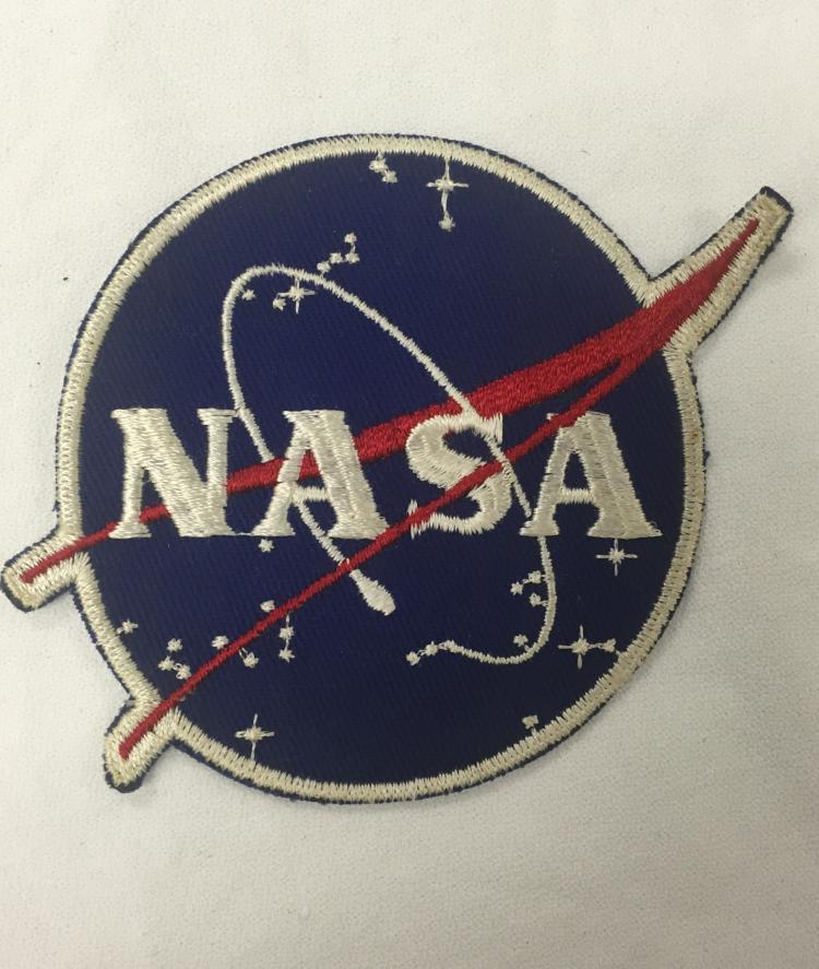NASA vector patch-DFRC 4 inch