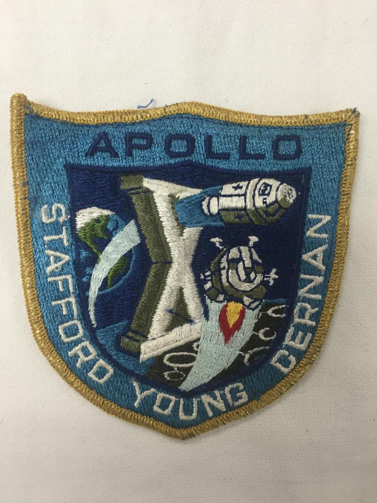 Apollo 10 Grumman crew patch
