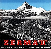 Perren-Barberini (photo) A. Zermatt 64x102, 1954,