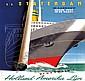 Dirksen Reyn (1924-1999) Holland-Amerika Lijn,, Reyn Dirksen, Click for value