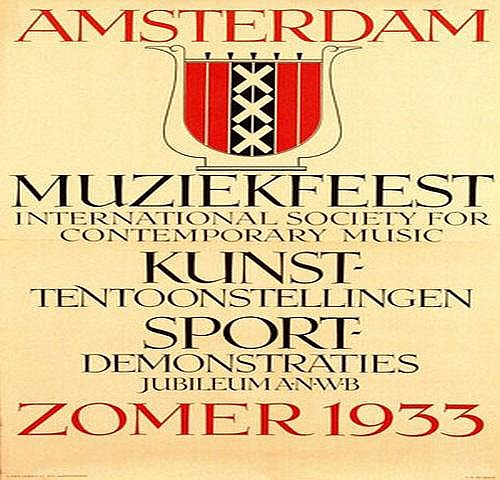 Roos Sjoerd H. de (1877-1962) Amsterdam