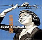 Vivarelli Carlo L. (1919-1986) Swissair 64x102,, Carlo Vivarelli, Click for value