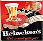 Doeve Eppo (1907-1981) Heineken's 80x110, ca., Eppo Doeve, Click for value