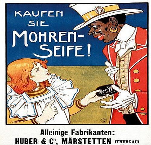 Goller Josef (1868-1930) Kaufen Sie Mohren Seife