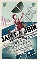 Poster by Andre Galland - Saint Aubin, André Galland, Click for value
