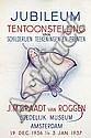 Poster by J.M. Graadt van Roggen - Jubileum Tentoonstelling, Johannes Mattheus Graadt