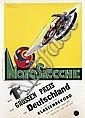 Poster by Marcello Nizzoli - Moto Sacoche, Marcello Nizzoli, Click for value