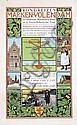 Poster by Ludwig W.R. Wenckebach - Rondreizen Marken-Volendam, Willem Wenckebach, Click for value