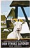 Poster by Aage Rasmussen - Den Fynske Landsby, Aage Rasmussen, €80