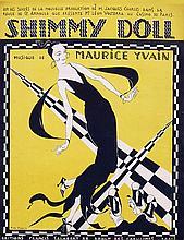 Poster by Roger de Valerio - Shimmy Doll