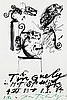 Poster by Jean Tinguely - Tinguely in Het Stedelijk, Jean Tinguely, €100
