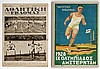 Posters (7) by Joseph Rovers - XIe Olympiade Amsterdam 1928, Joseph Johannes Rovers, €240