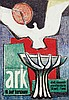 Poster by Dick Elffers - ark 10 jaar kerkbouw, Dick Elffers, €100