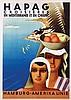 Poster by Otto Arpke - HAPAG Croisières en Méditerranée et en Orient, Otto Arpke, €400