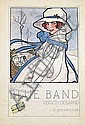 Poster by Rie Cramer - Koopt Heden Blue Band, Marie Cramer, Click for value