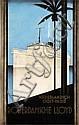 Poster by Johann A.W. von Stein - Rotterdamsche Lloyd Nederlandsch Oost-Indië, Johannes Anton Willebrord