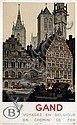 Poster by Herman Verbaere - Gand, Herman Verbaere, Click for value