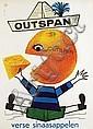 Poster by Cornelius van Velsen - Outspan, Cornelis