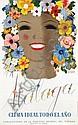 Poster by Teodoro Delgado - Malaga, Teodoro Delgado, Click for value