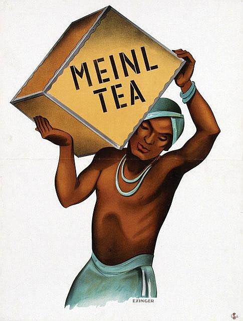 Poster by Otto  Exinger - Meinl Tea