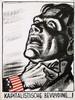 Poster by Cornelis Koekkoek - Kapitalistische Bevrijding…!, Cornelis Koekkoek, €100
