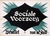 Poster by Lucien Bernhard - Sociale Voorzorg Brussel (Social Welfare Exhibition), Lucian Bernhard, €120