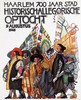 Poster by Herman Moerkerk - Haarlem Historisch-Allegorische Optocht, Hermanus Antonius Josephus Maria Moerkerk, €80