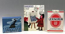 Posters (3) by Max Ponty - Gitanes